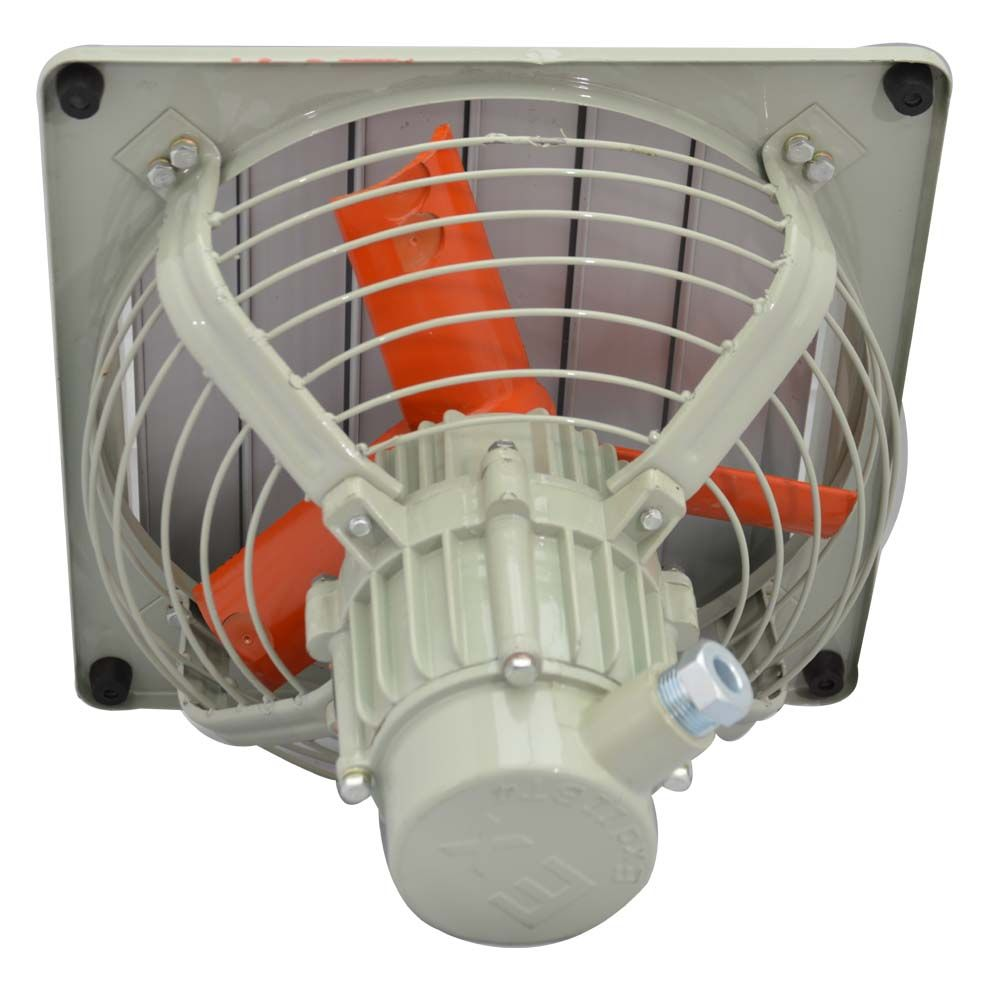 Explosion Proof Fans : Atex rated ex explosion proof extractor ventilation axial